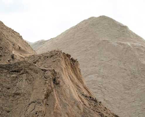 Карьерный песок СК «Эверест» пример №5