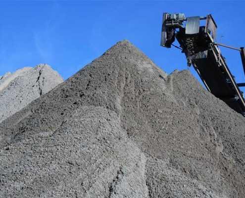 Намывной песок ООО «Эверест» пример №2
