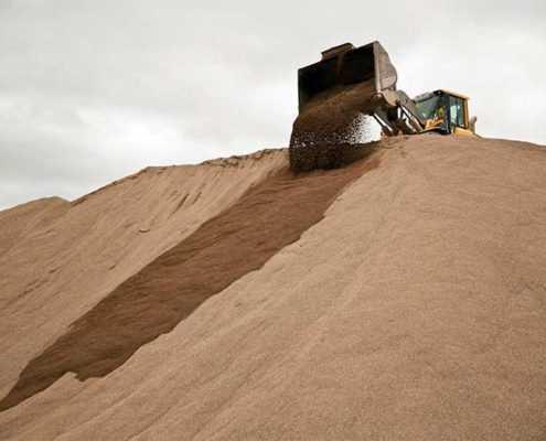 Намывной песок ООО «Эверест» пример №3