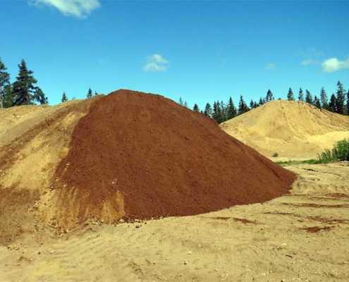 Намывной песок ООО «Эверест» пример №4