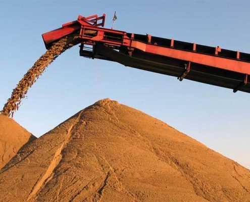Намывной песок ООО «Эверест» пример №5