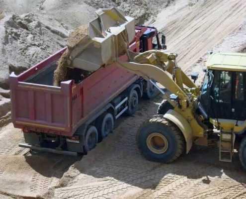 Намывной песок ООО «Эверест» пример №6