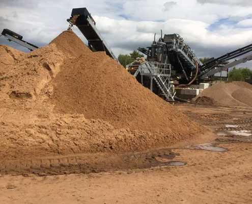 Намывной песок ООО «Эверест» пример №8