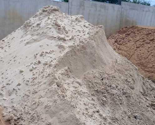 Сеяный песок ООО «Эверест» пример №1
