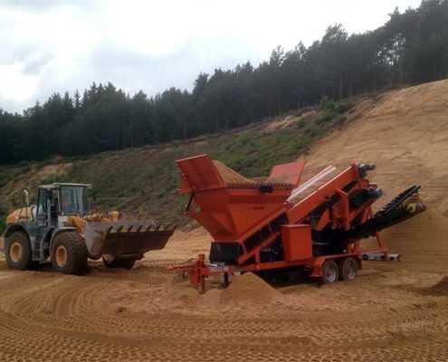 Сеяный песок ООО «Эверест» пример №3