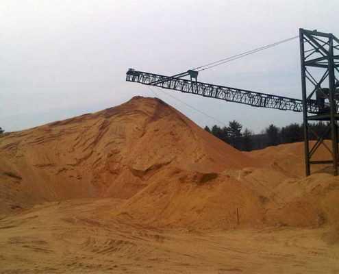 Строительный песок СК «Эверест» пример №6