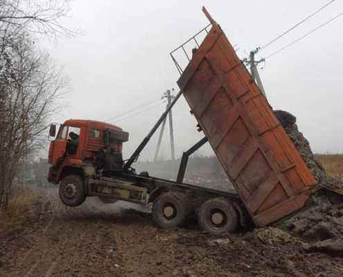 СК ООО «Эверест» вывоз грунта свалка