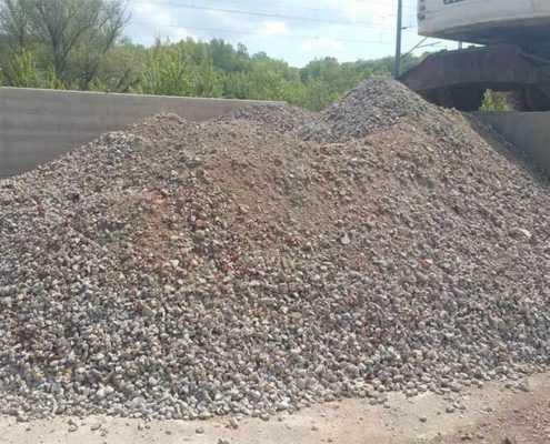 Бой бетонный - Пример ООО «Эверест» №5