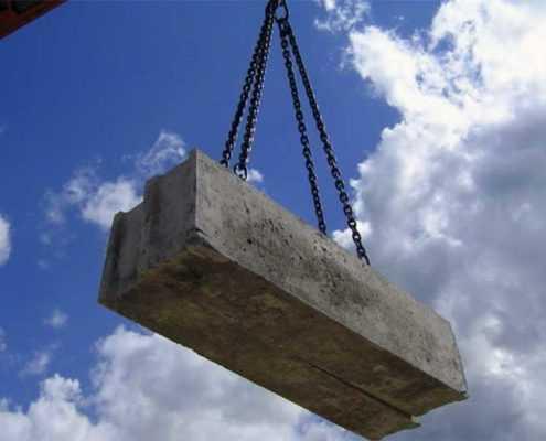Бетонные фундаментные блоки ФБС от ООО «Эверест» - Фото №4