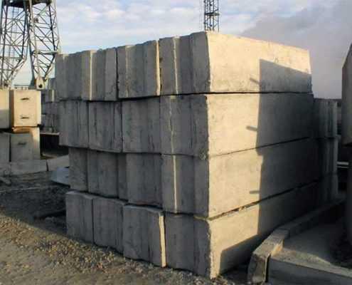 Бетонные фундаментные блоки ФБС от ООО «Эверест» - Фото №5