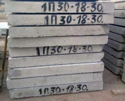 Плиты железобетонные дорожные от ООО «Эверест» - Фото №4