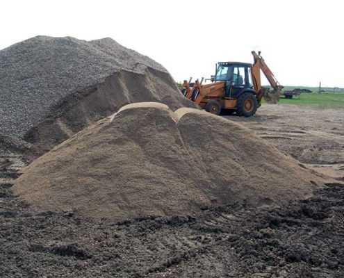Смесь песчано-гравийная от ООО «Эверест» пример №2