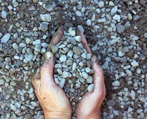 Смесь песчано-гравийная от ООО «Эверест» пример №3