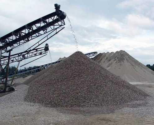 Смесь песчано-гравийная от ООО «Эверест» пример №4