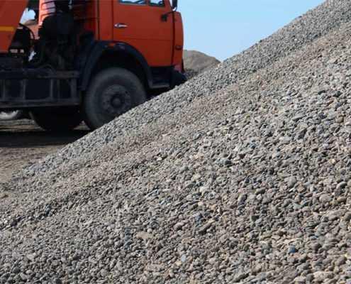 Смесь песчано-гравийная от ООО «Эверест» пример №6