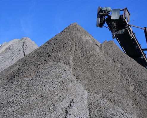 Смесь песчано-гравийная от ООО «Эверест» пример №7