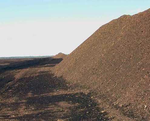 ООО «Эверест» - Пример торфо-песчаной смеси №7