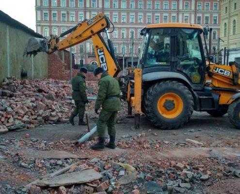 СК ООО «Эверест» - вывозим мусор строительный